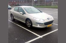 Gasoline Fuel/Power   Peugeot 407 2006