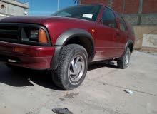 Gasoline Fuel/Power   Chevrolet Blazer 1998