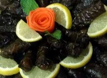 جميع طبخ سوري ومعجنات ورق عنب شيش برك  ملفوف بجات مكدوس