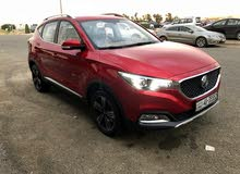 Automatic Red MG 2019 for sale