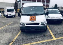 Ford Transit car is available for sale, the car is in Used condition