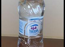 مياه فزه الصحيه ومنتجات الوطنيه العضويه