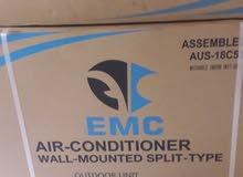 مكيف EMC الياباني 18 وحده 5 سنوات ضمان