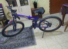 دراجة هوائية نوع همر تنتني مع 7 غيارات