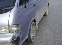 باص كيا بريجو فان 2001 مستعمل وبحاله جيده للبيع