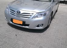 For sale 2011 Silver Camry
