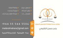 مكتب بندر بن حسن النفيعي لتحصيل الديون والخدمات