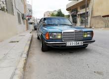 Mercedes Benz E 230 1981 for sale in Amman