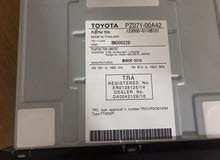 كاسيت تويوتا كرولا 2106 لم يستعمل تم فكه لتركيب شاشه بكاميرا