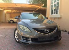 2009 Mazda 6,Fully Automatic,GCC 4 cylinder,  Excellent condition,