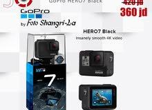 GoPro Hero 7 Black اقوى العروض على الجوبرو 7