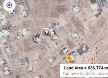 أرض سكنية زاوية في السليف الجديدة ولاية عبري