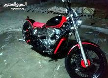 Used Harley Davidson motorbike made in 2011 for sale