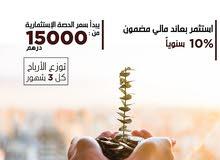 كن شريك في إحدى أهم شركات الاستثمار المرخصة في الإمارات بقيمة 15ألف درهم (ابتداء