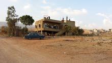عقار للبيع ارض مع بيت في اراضي زحلة- ظهور سعدنايل موقع متميز جدا