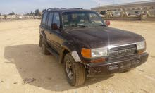 Toyota Land Cruiser 1994 For sale - Maroon color