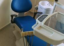كرسي اسنان مستعمل بحاله جيده