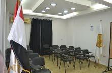 قاعات تعليم مكيفة للايجار باكتوبر