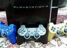 ps3 excellent condition with 9CDs,4 controller's