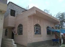 بيت للبيع طابق واحد في سعوان صنعاء