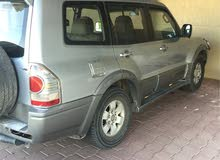 2006  Pajero with  transmission is available for sale