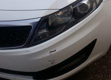 Kia Optima 2012 For sale - White color