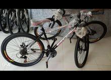 دراجات  هوائيه جباليه جديده للبيع