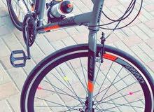 دراجة استخدام اسبوع