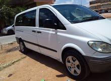 Mercedes Benz Vito car for sale 2006 in Benghazi city