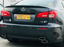 For sale Lexus ISF car in Muscat