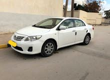Used condition Toyota Corolla 2012 with 60,000 - 69,999 km mileage