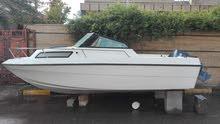 قارب فايبر محرك 115 يماها
