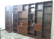 تفصيل ودهان وصيانة جميع انواع الاثاث الخشبي