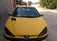 For sale 2009 Yellow 206