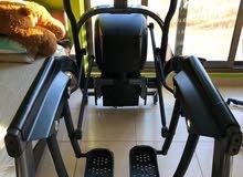 Arc Cross Exercise Machine