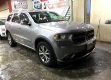 For sale 2014 Grey Durango