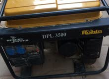 مولد كهرباء روبن اصلي حجم 3500