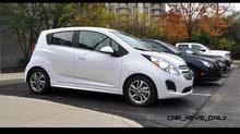 Chevrolet Spark 2014 for rent
