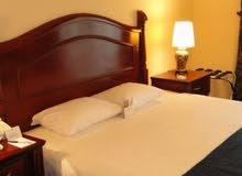 غرف فندقية للاجار