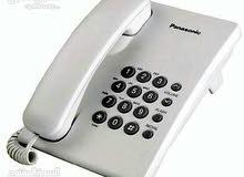خط هاتف  أرضي معاه جهاز نت ADSL للبيع. حي الأندلس