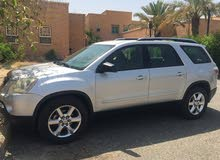 GMC Acadia 2009 model Grey color for sale in Mangaf