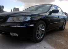 Automatic Black Hyundai 2007 for sale