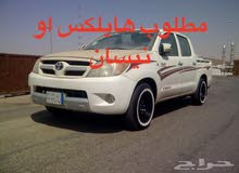 Hilux 2007 - Used Manual transmission