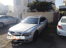 BMW 740 2006 For sale - Silver color