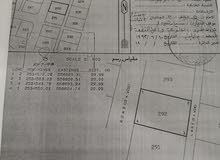 ارض سكنية 600م للبيع في نزوى مخطط حي التراث 4