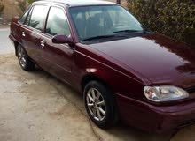 Maroon Daewoo LeMans 1994 for sale