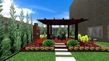 فن وتنسيق حدائق بأقل الاسعار
