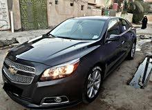 ماليبو 2013 جديده بغداد حر بأسمي للبيع او مراوس حسب القناعه 07822623031