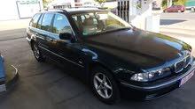 +200,000 km BMW 523 1999 for sale