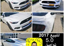 Available for sale!  km mileage Ford Mustang 2017